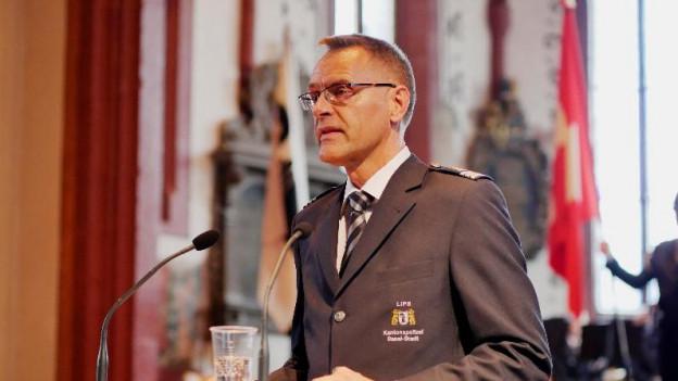 Lips war seit 2009 bei der Basler Polizei