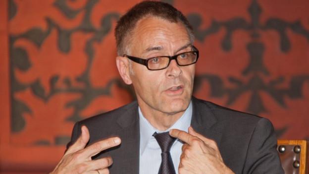Lips war seit 2009 Kommandant der Basler Polizei