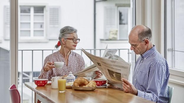 Pensionierte sollen zum Zügeln animiert werden.