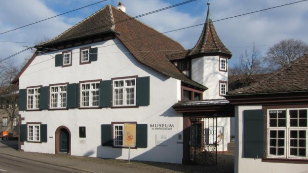 Das Dorfmuseum von aussen