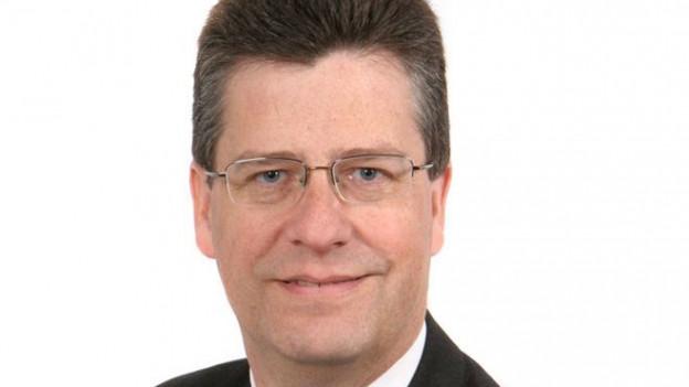 Der Ökonom Thomas Riedtmann will Basler Ombudsmann werden.