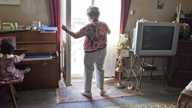 Rentner möchten in kleinere Wohungen