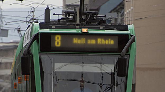 BVB-Tramführer in Weil geblendet