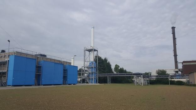 Soll ab sofort nicht mehr stinken: ARA Rhein in Pratteln