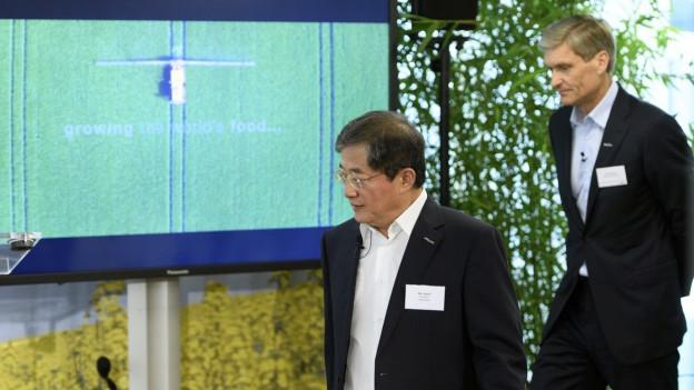 Ren Jianxin fordert mehr Vertrauen.