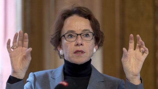 Potrait von Eva Herzog