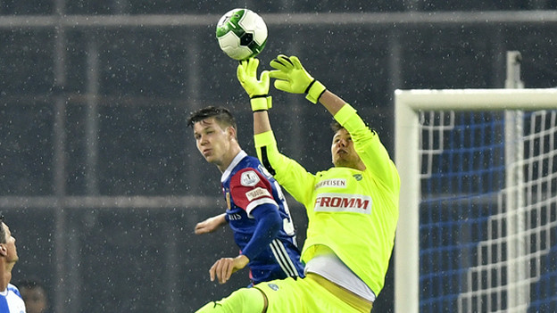 Basel spielt gegen die Grasshoppers 0:0
