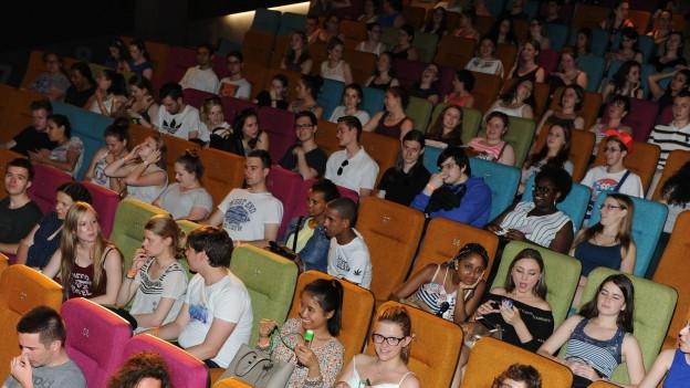 Auch das Kultkino hat Filme, die jungen Leuten gefallen.