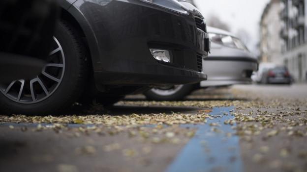 Parkplätze für Autos sind auch in Basel immer wieder ein Streitpunkt