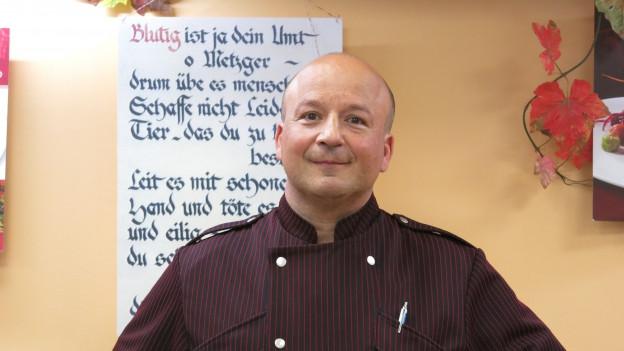 Metzger Rolf Häring