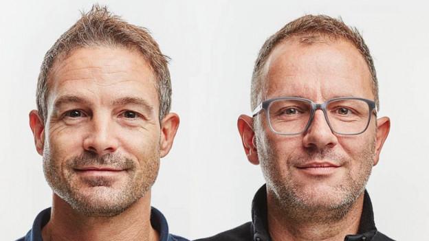 David Alder und Basil Thüring führen das Museum auch in Zukunft