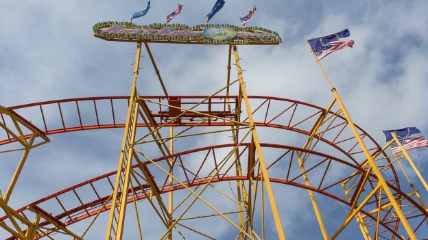 Unfälle überschatten den Auftakt der Basler Herbstmesse