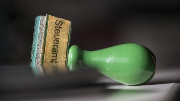 Steuerschulden sind die häufigste Schuldenart in der Schweiz.