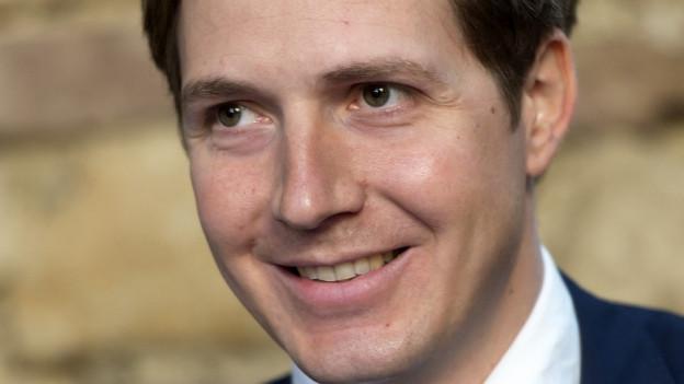 Tobit Schäfer war fünf Jahre lang Präsident der Geschäftsprüfungskommission
