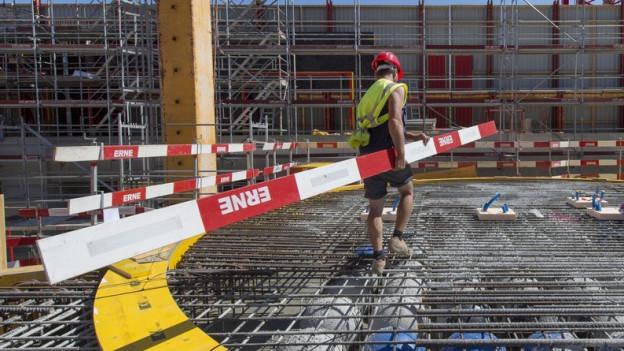 Rund 200 Millionen Franken hat der Kanton 2016 für Bauprojekte budgetiert