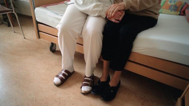 In 10 Jahren fehlen rund 1'000 Betten schätzen Experten
