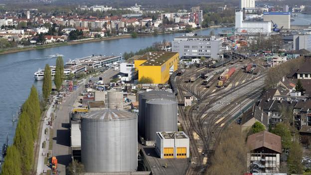 Basler Klybeck-Areal soll weiterentwickelt werden