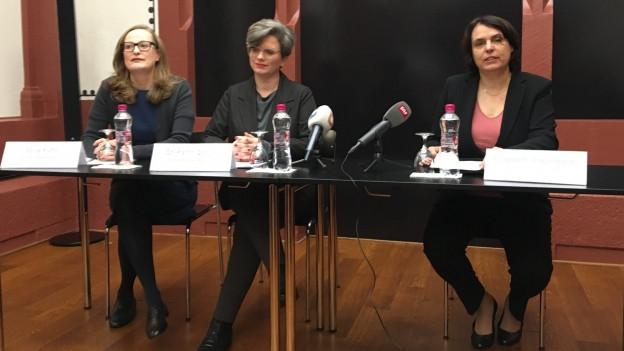 Elisabeth Ackermann setzt auf eine Co-Leitung