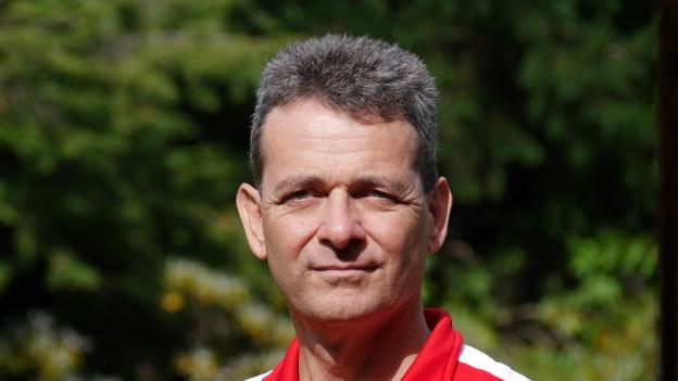 Thierry Moosbrugger ist ausgebildeter Theologe