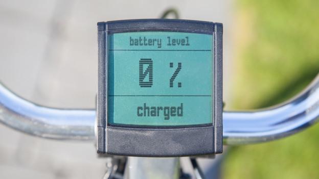 Die Gründe für die geringe Nachfrage nach Miet-E-Bikes sind unklar