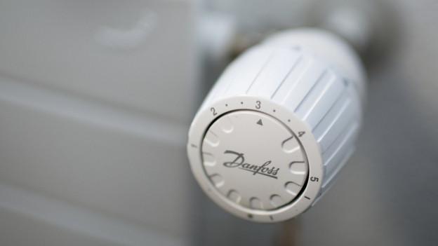 Thermostat einer Heizung