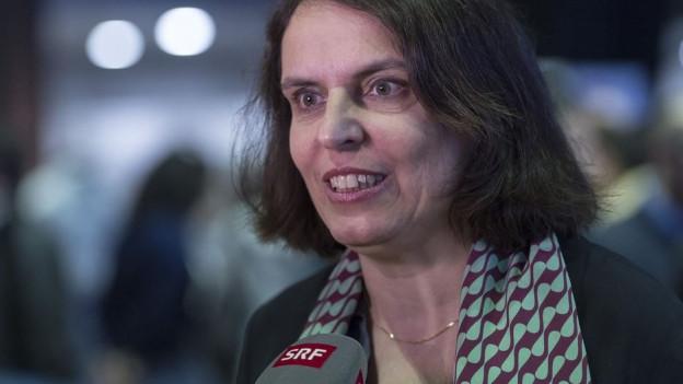 Elisabeth Ackermann will heute die Museumsstrategie präsentieren