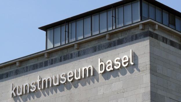 Auch das Kunstmuseum erhält neu ein Globalbudget für vier Jahren