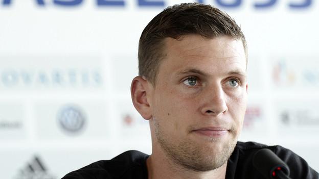 Fabian Frei spielt wieder für den FC Basel