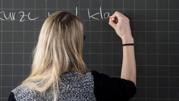 Zu den Versicherten der Pensionskasse gehören auch die Baselbieter Lehrerinnen und Lehrer