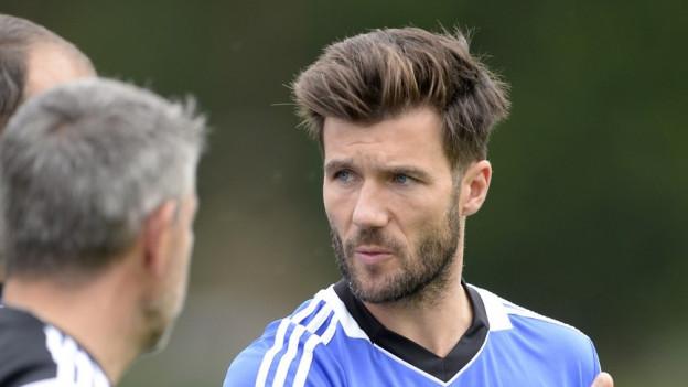 Raphael Wicky arbeitet bereits als Nachwuchstrainer beim FC Basel.