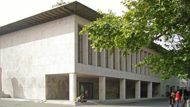 Kollegiengebäude Uni Basel