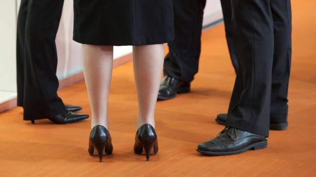 Im Kader der Basler Verwaltung sitzen 37 Prozent Frauen