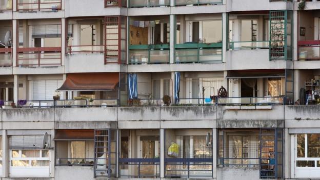 Auch in Basel werden Sozialhilfe-Empfänger Opfer von Mietwucher.