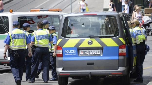 Sicherheitsassistent der Basler Polizei sei doch kein Spitzel, sagt StaWa BS.