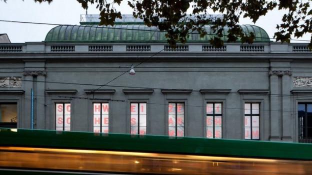 Die Enttäuschung beim Schweizerischen Architekturmuseum ist gross.