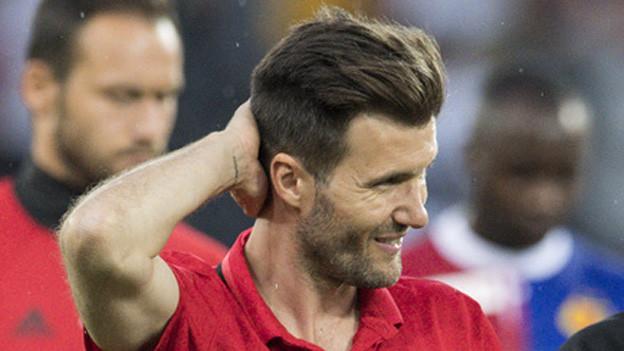 Fehlstart für FCB-Coach Raphael Wicky