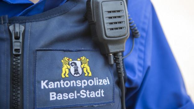 Logo der Basler Polizei