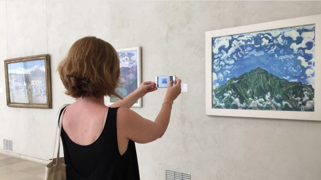 Kunstmuseum Basel: Anfassen bleibt verboten, Fotografieren ist neu erlaubt.