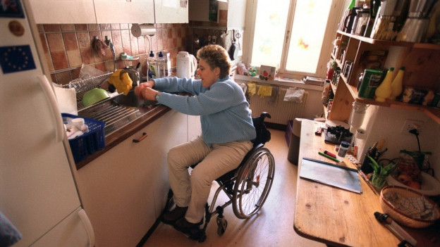 Behindertengerechte Wohungen sind oft teurer als normale Wohnungen