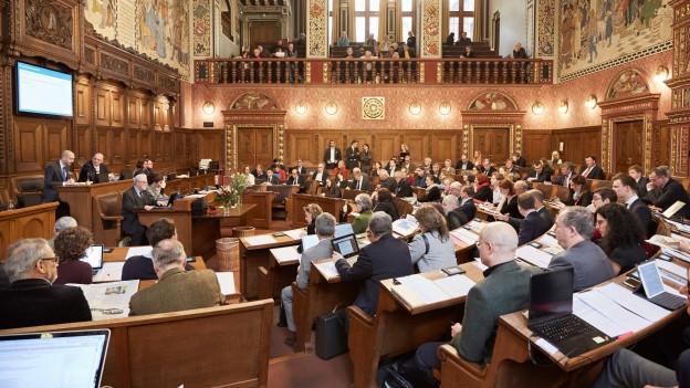 Der Grosse Rat wählt die Ombudspersonen