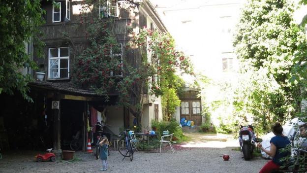 Abriss geplant: Häuser an der Mattenstrasse in Basel