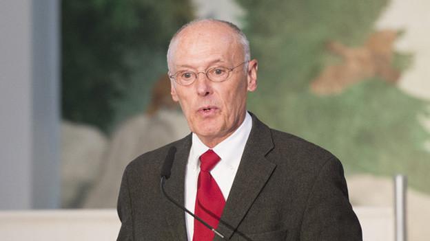Der ehemalige Basler Regierungsrat Remo Gysin