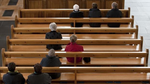 Die katholische Kirche leidet im Baselbiet nicht nur an leeren Kirchenbänken.