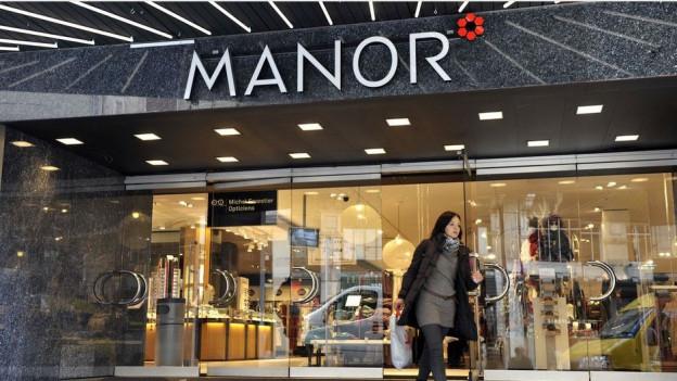 Manor spricht von einem «unerlässlichen Transformationsplan»