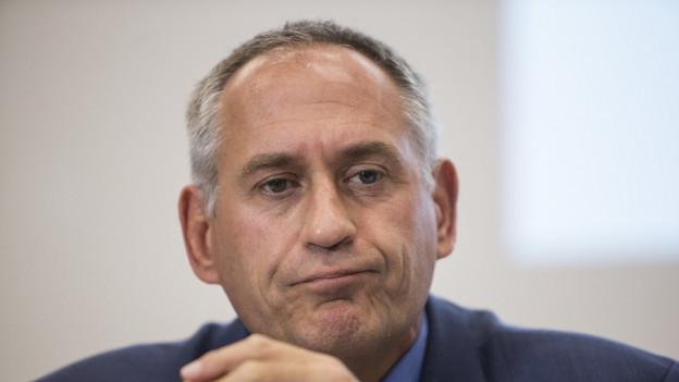 Baudirektor Hans-Peter Wessels sorgt für Unmut bei Basler Parteien