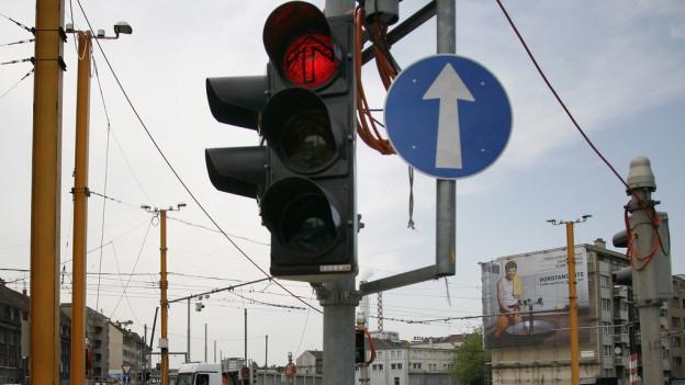 Basel will längere Rotphasen testen