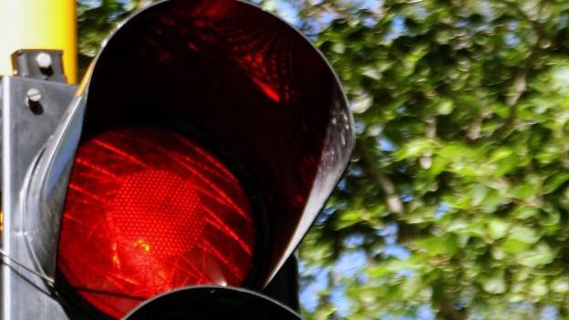 Langes Rotlicht soll Stau in Basel verhindern