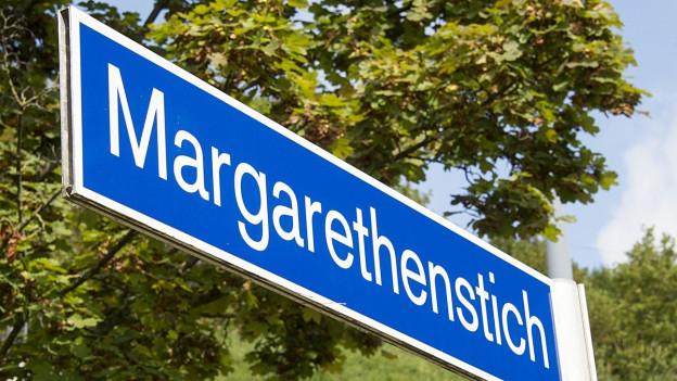 Knapp 57 Prozent haben das Projekt Margarethenstich abgelehnt