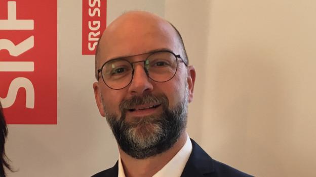Der Baselbieter Landrat Philipp Schoch