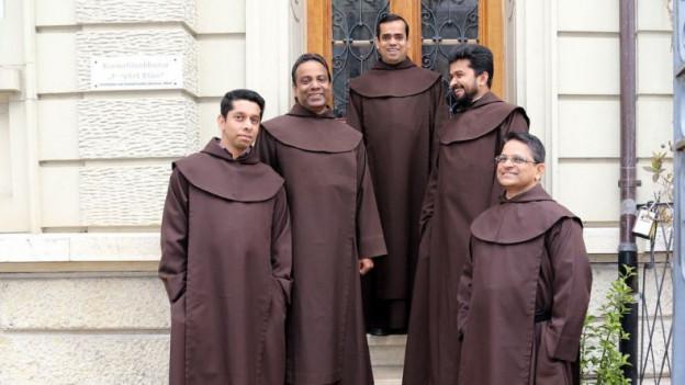 Einreiseverbot für indischen Mönch